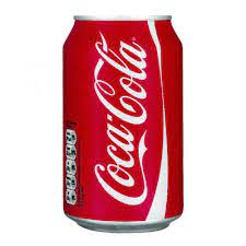 Coca-Cola Soft Drink 330ml Can (Pack of 24) 402002 AU00099