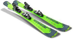 Elan RC Race Shift QS junior skis 2019