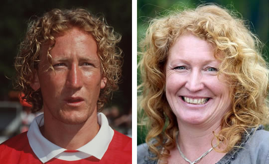 Ground-Forces-Charlie-Dimmock-and-Former-Arsenal-midfielder-Ray-Parlour.jpg